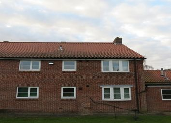 Thumbnail 1 bedroom flat to rent in Sturdy Court, Kirkbymoorside, York