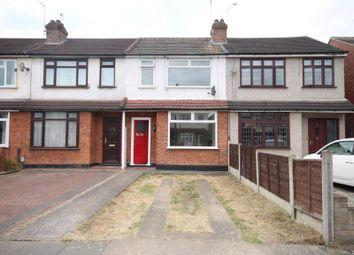 Thumbnail 2 bedroom terraced house to rent in Eastbury Road, Romford