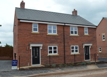 Thumbnail 3 bed property for sale in Brook House Mews, High Street, Repton, Derby