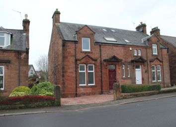 4 bed semi-detached house for sale in New Abbey Road, Dumfries DG2
