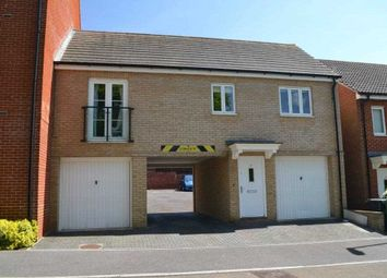 Thumbnail 2 bed flat to rent in Pomeroy Crescent, Hedge End, Southampton