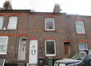 Thumbnail 3 bed terraced house for sale in Hartley Road, Luton