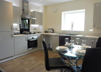 Thumbnail 2 bed flat to rent in Mallard Close, Southam