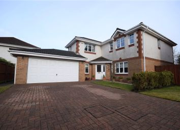 Thumbnail 5 bed detached house for sale in Inchgower Road, Stepps, Glasgow, North Lanarkshire