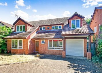 Thumbnail 4 bed detached house to rent in Northfield, Lightwater, Surrey