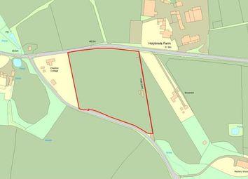 Thumbnail Land for sale in Vineyard, Holybread Lane, Little Baddow, Chelmsford