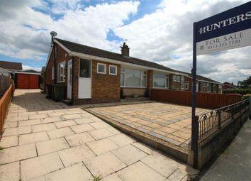 Thumbnail 2 bedroom semi-detached bungalow for sale in Green Lane, Cookridge