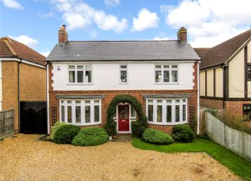 Thumbnail 4 bed detached house for sale in Great North Road, Eaton Ford, St. Neots, Cambridgeshire