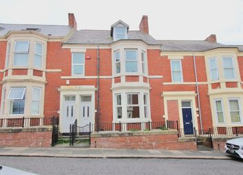 6 bed terraced house for sale in Strathmore Crescent, Newcastle Upon Tyne NE4