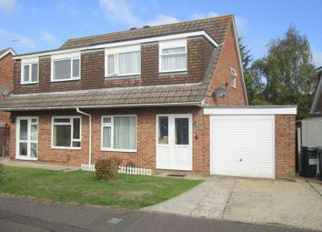 Thumbnail 3 bed semi-detached house for sale in Stratton Road, Bournemouth