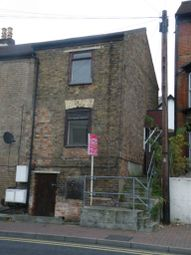 Thumbnail 2 bed semi-detached house to rent in Luton Road, Chatham