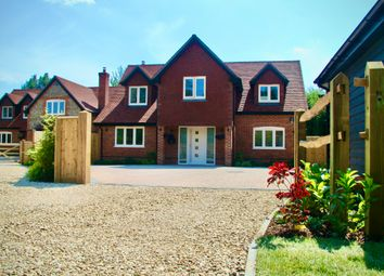 Thumbnail 4 bed detached house for sale in Newlands Lane, Stoke Row, Henley-On-Thames, Oxfordshire