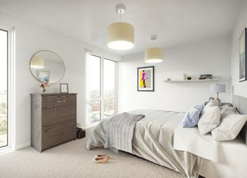Thumbnail 1 bedroom flat for sale in Bridgewater Wharf Apartments, 257 Ordsall Lane, Salford
