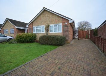 Thumbnail 2 bed detached bungalow for sale in Rowan Way, Oulton Broad, Lowestoft