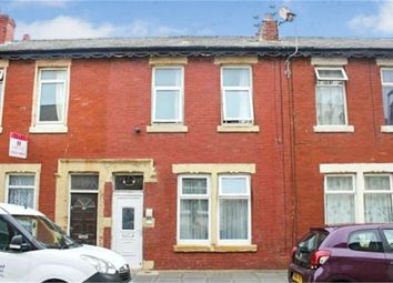 Thumbnail 3 bedroom terraced house for sale in Bagot Street, Blackpool, Lancashire
