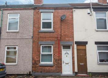 Thumbnail 2 bed terraced house for sale in Heath Street, Newcastle Under Lyme, Staffordshire