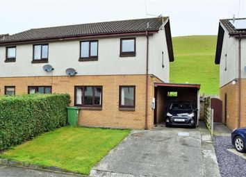 Thumbnail 3 bed semi-detached house for sale in 36, Bryncastell, Bowstreet, Ceredigion