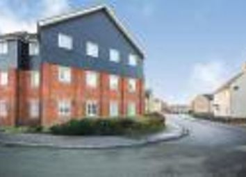 Thumbnail 2 bed flat to rent in 17 Carter Close, Folkestone
