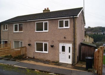 Thumbnail 3 bed semi-detached house for sale in Victoria Road, Haworth, West Yorkshire