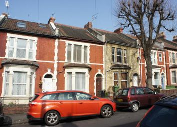 Thumbnail 4 bed terraced house to rent in Freemantle Road, Eastville, Bristol