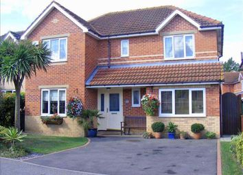 Thumbnail 4 bed detached house for sale in Catkin Road, Bottesford, Scunthorpe