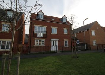 Thumbnail 4 bed detached house for sale in Ashmore Gardens, Stockton-On-Tees