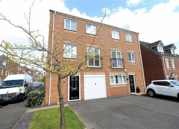 Thumbnail 4 bed town house for sale in Harper Grove, Tipton