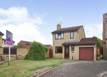 Thumbnail 3 bed detached house for sale in Bytham Heights, Castle Bytham