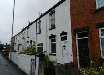 Thumbnail 2 bedroom terraced house to rent in Newcastle Lane, Penkhull, Stoke-On-Trent
