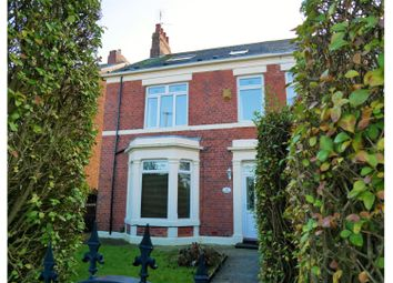 Thumbnail 5 bed semi-detached house for sale in Croft Terrace, Jarrow