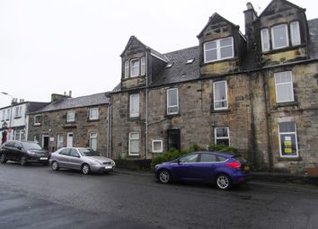 Thumbnail 1 bed flat for sale in 7 Mains Road, Beith