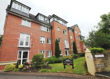 Thumbnail 1 bed flat for sale in St Clements Court, Manor Avenue, Urmston
