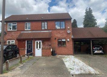 2 bed semi-detached house for sale in Buzzacott Lane, Furzton, Milton Keynes, Bucks MK4