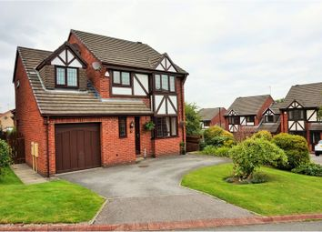 Thumbnail 4 bed detached house to rent in Parkgate Close, Sheffield