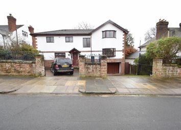 Thumbnail 4 bed detached house for sale in Abbey Road, West Kirby, Wirral