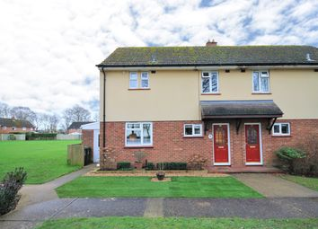 Thumbnail 3 bed semi-detached house for sale in Barton Road, Badersfield, Norwich