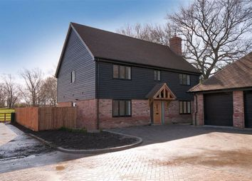 5 bed detached house for sale in The Charing, High Oaks, Newington, Kent ME9