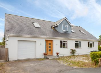 Thumbnail 4 bed detached house for sale in Merlin Way, Christchurch, Dorset