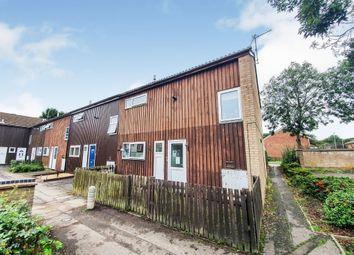 Thumbnail 3 bed end terrace house for sale in Saltmarsh, Orton Malborne, Peterborough