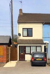 Thumbnail 3 bed terraced house for sale in Shaw Lane, Markfield