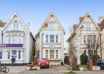 Thumbnail 4 bed flat for sale in New Church Road, Hove