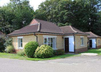 Thumbnail 2 bed bungalow for sale in 18 Badgers Walk, Cedars Village, Chorleywood, Hertfordshire