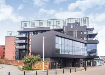 Thumbnail 1 bed flat for sale in Brayford Wharf North, Lincoln