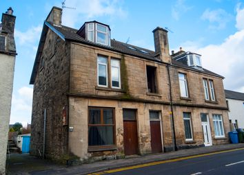 Thumbnail 2 bed flat for sale in Main Street, Larbert