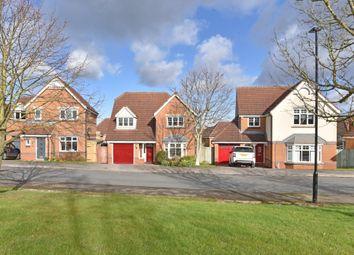 Thumbnail 4 bed detached house for sale in Trefoil Drive, Killinghall, Harrogate