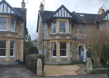 Thumbnail 5 bed semi-detached house for sale in Forester Road, Bath