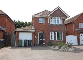 Thumbnail 3 bed detached house for sale in Elwood, Church Langley