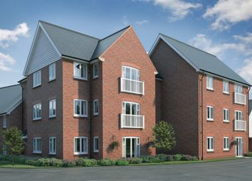 "Thumbnail 2 bed flat for sale in ""Clarendon House"" at Millpond Lane, Faygate, Horsham"