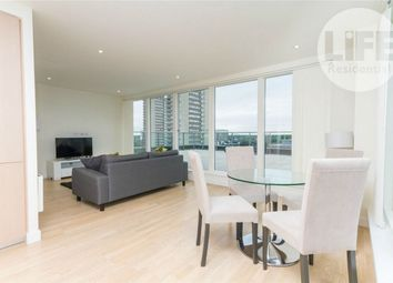 Thumbnail 1 bed flat for sale in Bridgeman House, Pump House Crescent, Brentford, Middlesex