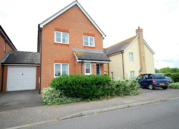 Thumbnail 3 bedroom link-detached house for sale in Roberts Road, Seasalter, Whitstable